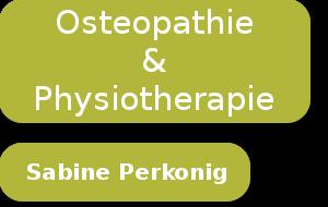 Osteopathie Physiotherapie Rückerstattungstarife